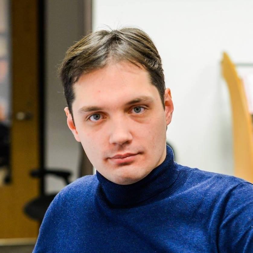 Артём Батоговский.CEO в VRnet.IO