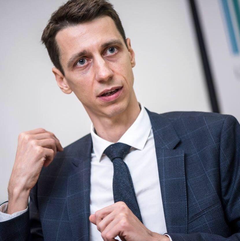 Денис Гурский. Основатель и руководитель общественной организации «SocialBoost», первого в Украине  некоммерческого инкубатора «1991 OPEN DATA INCUBATOR»