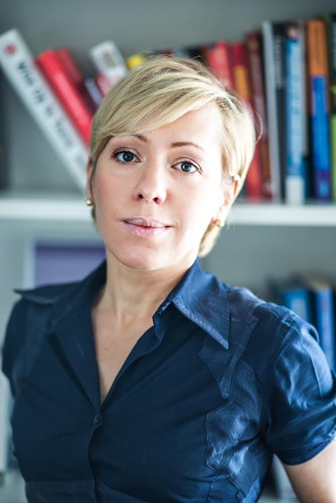 Наталья Березовская. CEO и сооснователь  D2N8 Ventures, Глава Правления UAngel