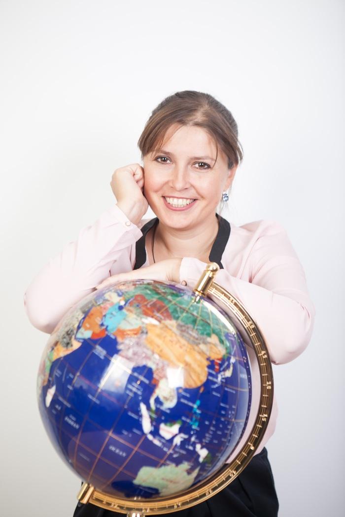 Speaker Наталья Петрова
