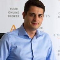 Alexander Melkumyants - Head of affiliate department at Amarkets international financial company