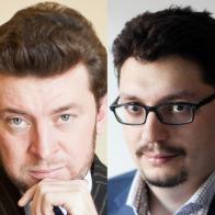 Александр Яковлев и Денис Баранов