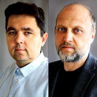 Alexander Kolokhmatov and Alexandr Ozerov