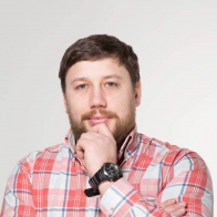 Evgeniy Sarantsov. Со-founder of TradeHub, BlackBox Capital. Managing partner at Technology Companies' Development Center