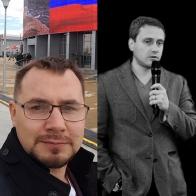 Роман Моисеев и Александр Сагун