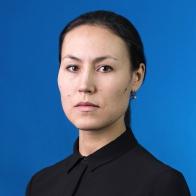 Зарина Кажмаганбетова