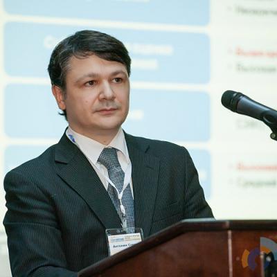 Сергей Антонян