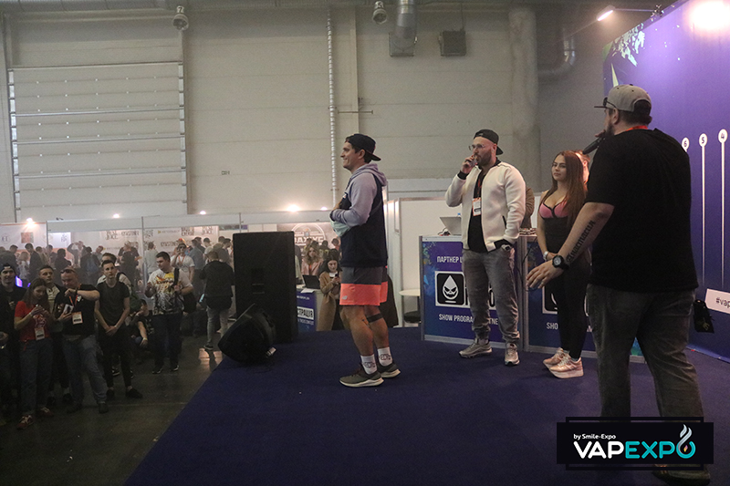 Why isn't Anatoliy Anatolich the only host of The Interviewer now? Exclusive from VAPEXPO Kiev - 1