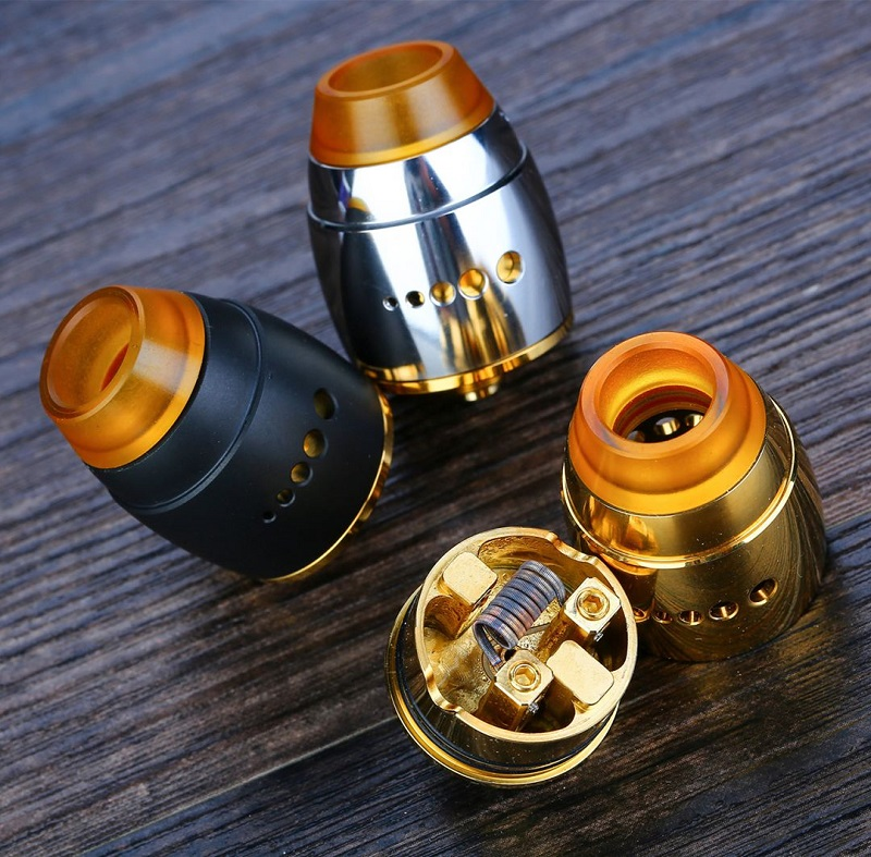 New RDA by Timesvape in classical form