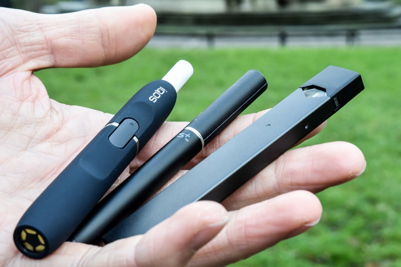 Vape vs IQOS: which is cooler and what is the difference? - 1
