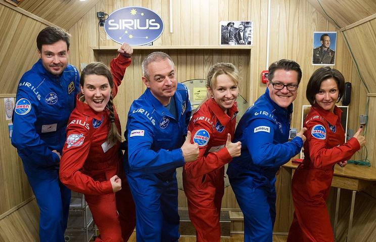 inSpace Forum: В имитации полета на Луну примет участие самый гендерно равный экипаж в истории - 1