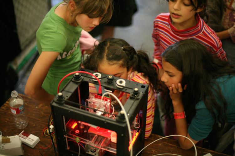 3D-принтер как незаменимый предмет домашнего хозяйства   - 3