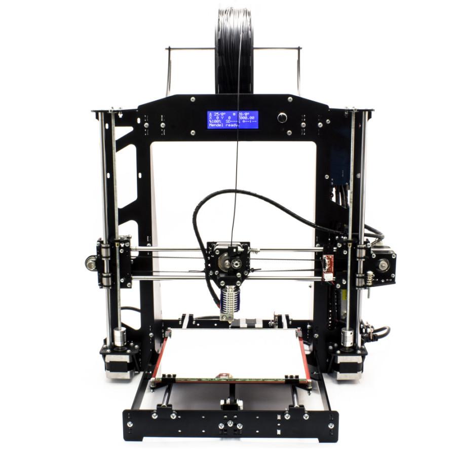 3D Print Expo: Kak sobrat 3D-printer svoimi rukami? 2