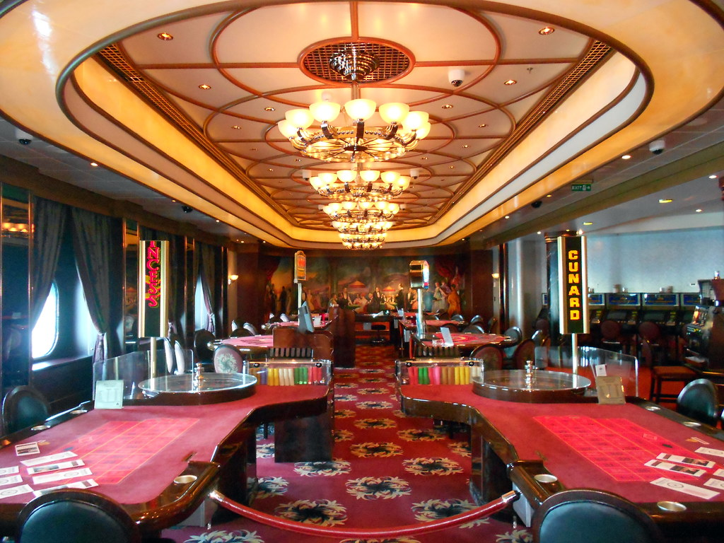 UGW: Cruise ship casinos: why they appeal to tourists 3