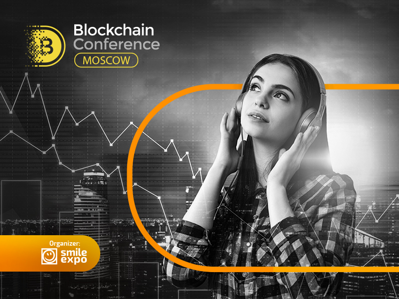 Blockchain Conference Moscow: What can blockchain do? Top 5 interesting examples of technology application 1
