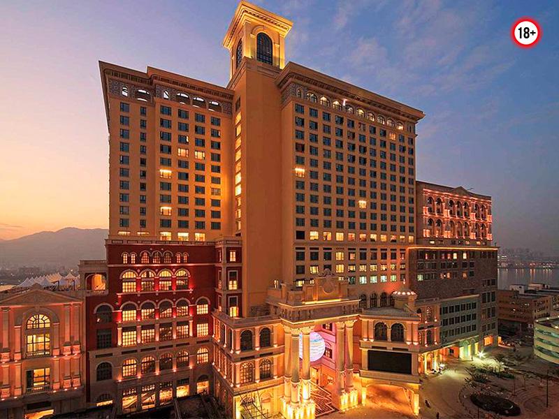 RGW: World's biggest casinos: top 5 list 1
