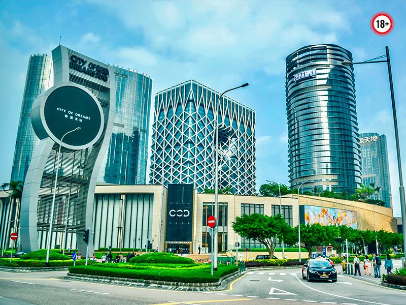RGW: World's biggest casinos: top 5 list 3