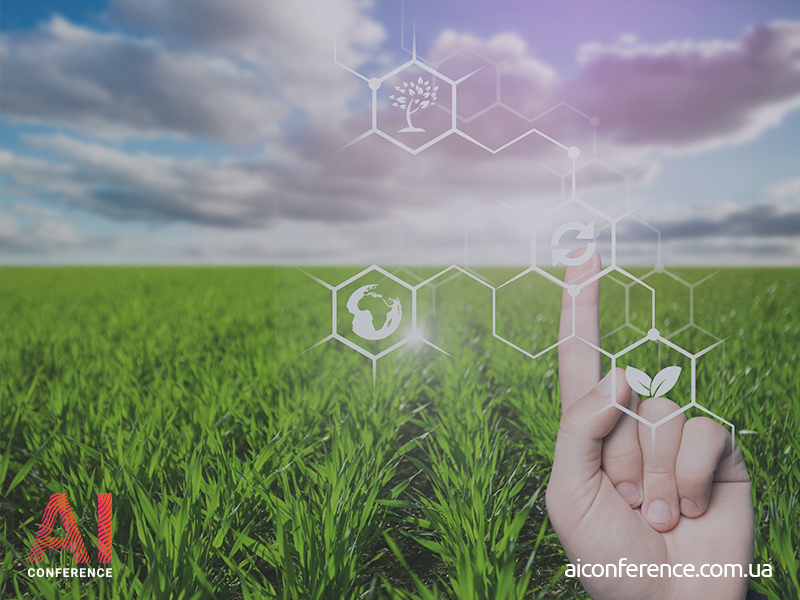 AI Conference Kyiv: From Field Monitoring to Harvesting: AI Application in Agriculture 1