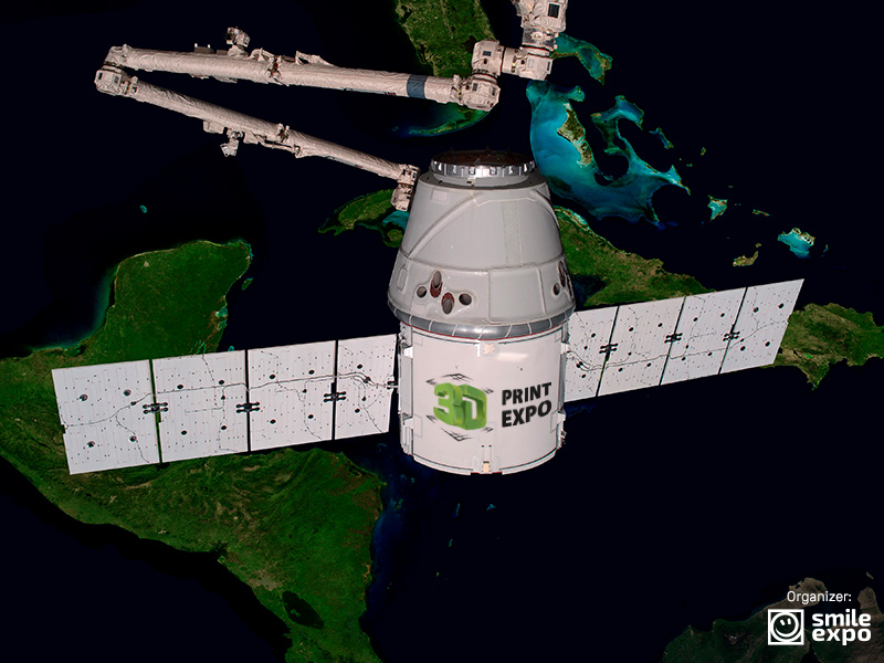 3D Print Expo: How 3D printing technologies are used in space 1