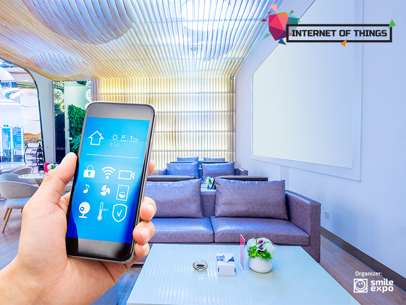 IoT Conference: What devices can be controlled in smart house? 1