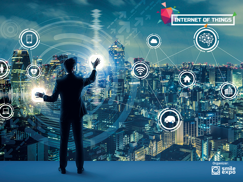 IoT Conference: Concept of Internet of Things 1