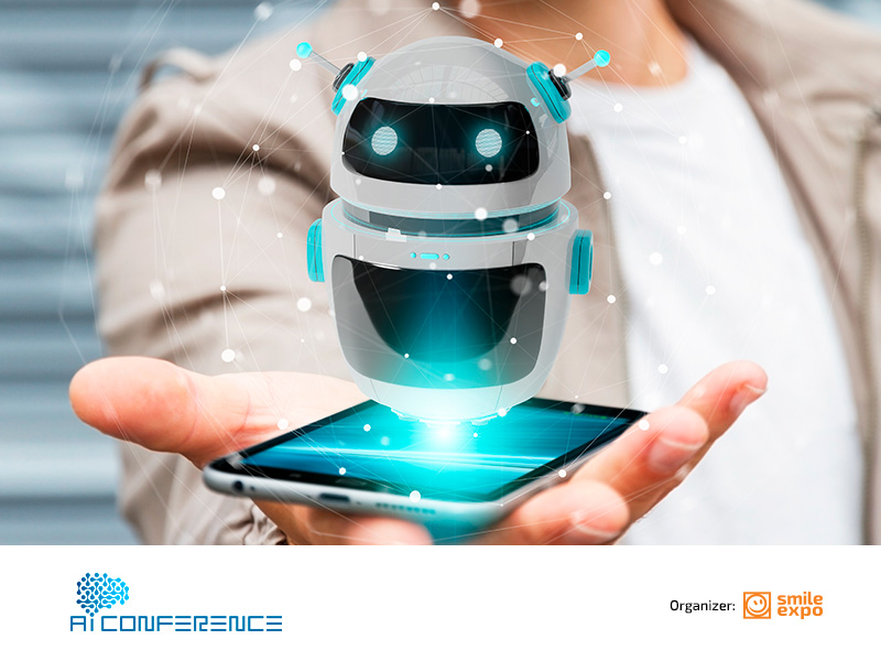 AI Conference: Do you need a chatty robot? Five ways to use chatbots in business 1