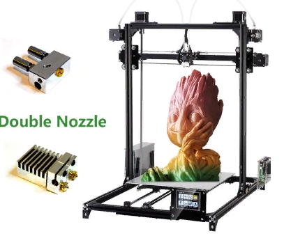 3D print expo Moscow: Flsun 3D