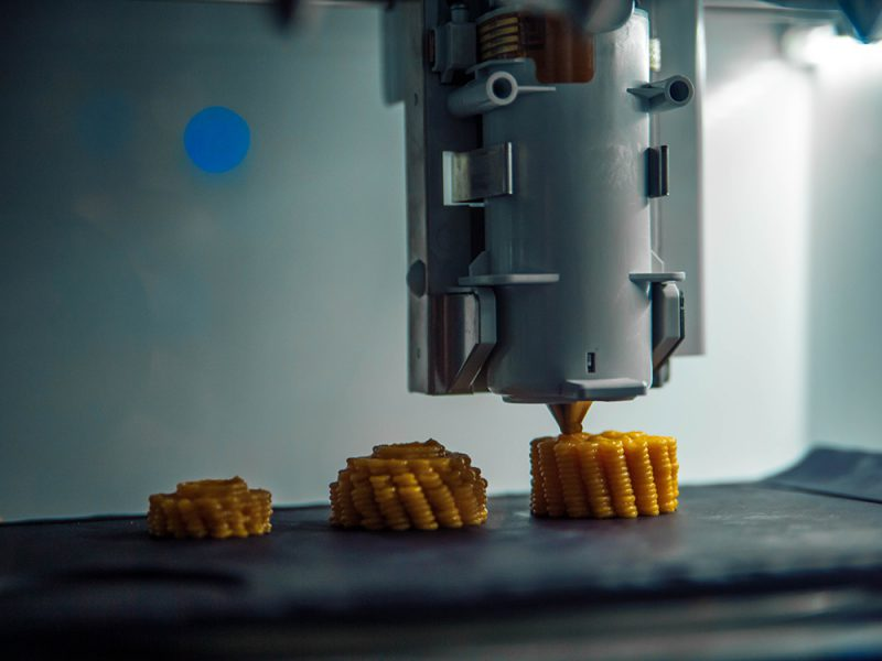 3D Print Expo: Chefs and 3D Printers: Current Application of 3D Printing in Cooking 2