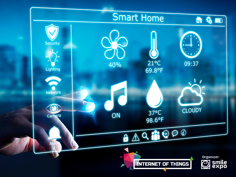 IoT Conference: Smart home: complex system or new convenience level? 1