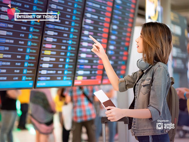 IoT Conference: Polza ot Interneta veschey: gde v aviatsii ispolzuyut IoT-tehnologii? Chast 1- 1