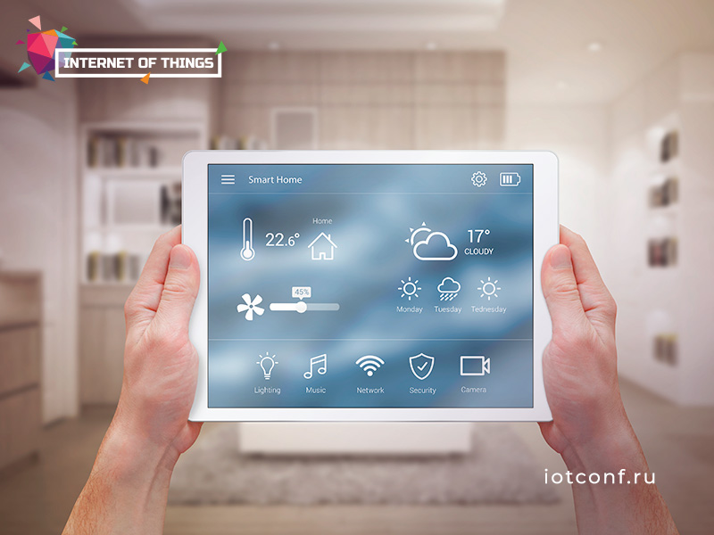 IoT Conference: Smart house devices in 2019: more intelligent and money-saving 1