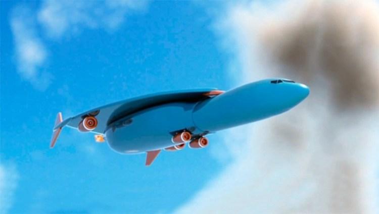 Гиперзвуковой самолет Иннотек