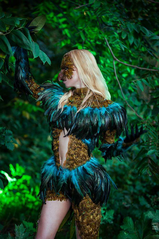 Geralt, Triss, Ciri, Yennefer, and others. Selection of the best cosplays of the Witcher - 7