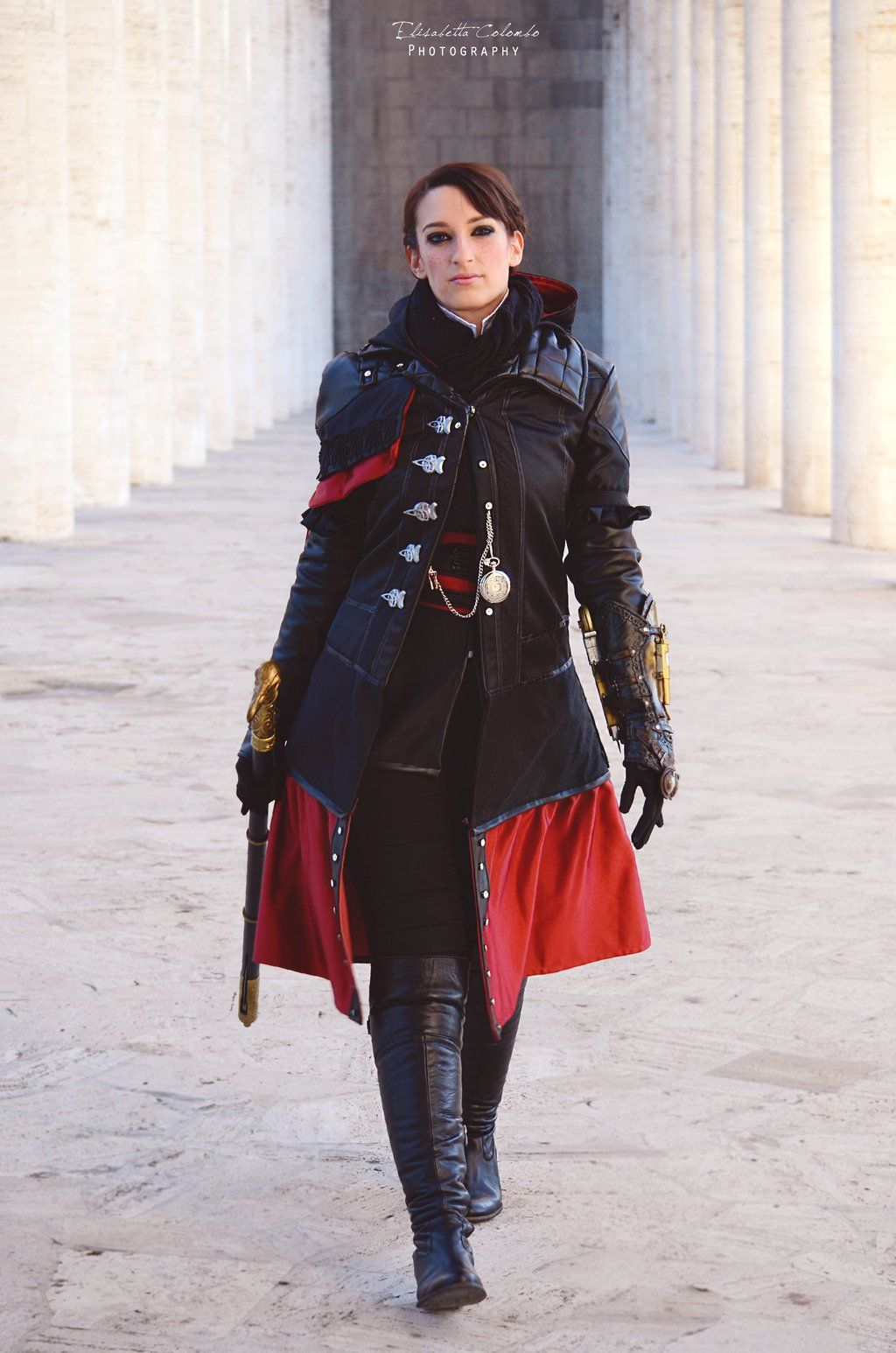 Assassin's Creed в женском исполнении: косплей по героям игры - 24