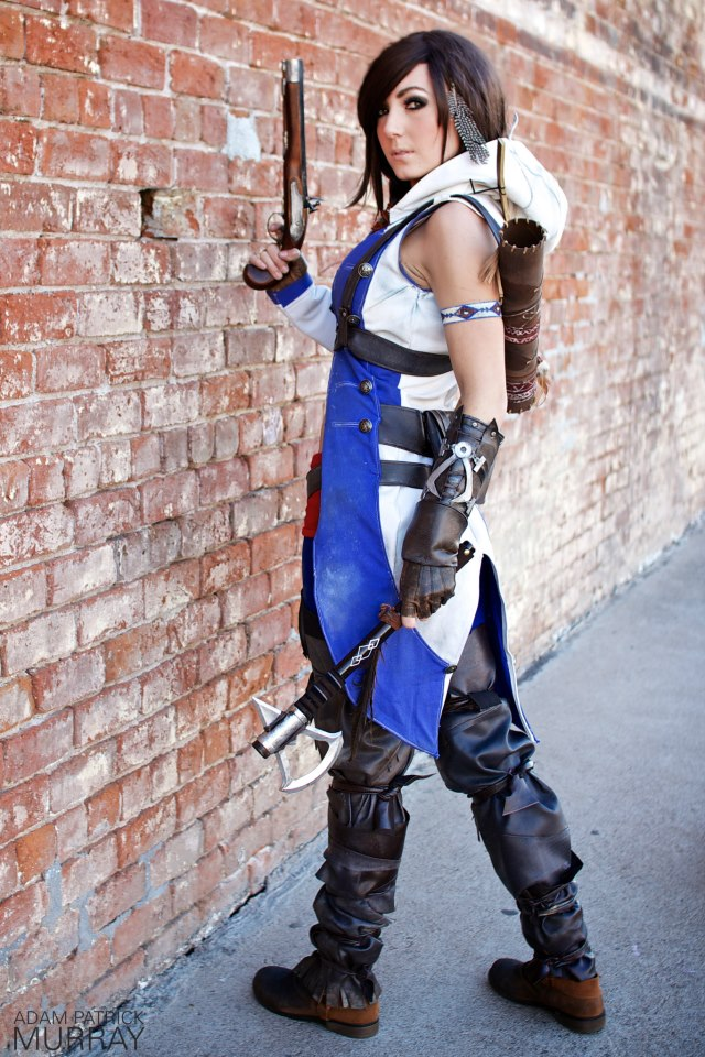 Assassin's Creed в женском исполнении: косплей по героям игры - 3