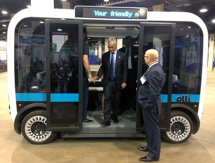 3D Print Expo: Один миллиард долларов на развитие 3D-печатных авто Local Motors