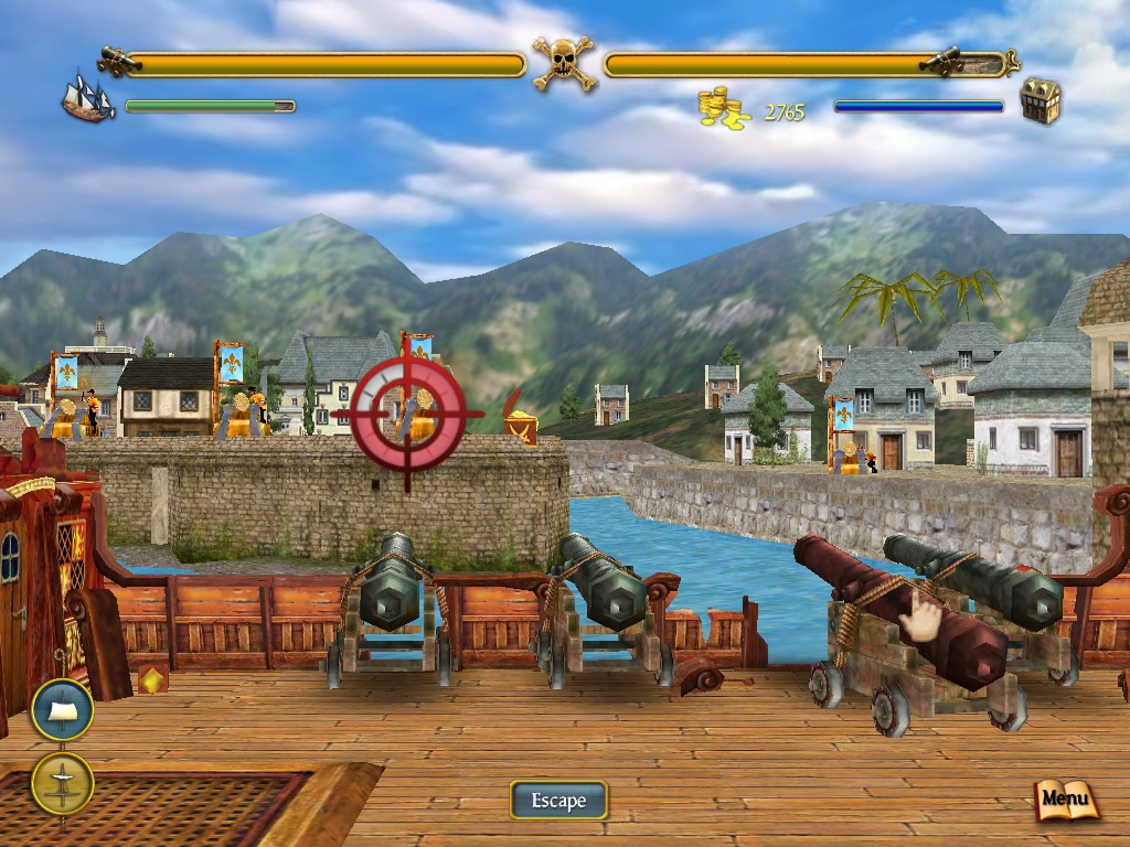 Ship games for PC: from Sid Meier's Pirates to Maelstrom - 1