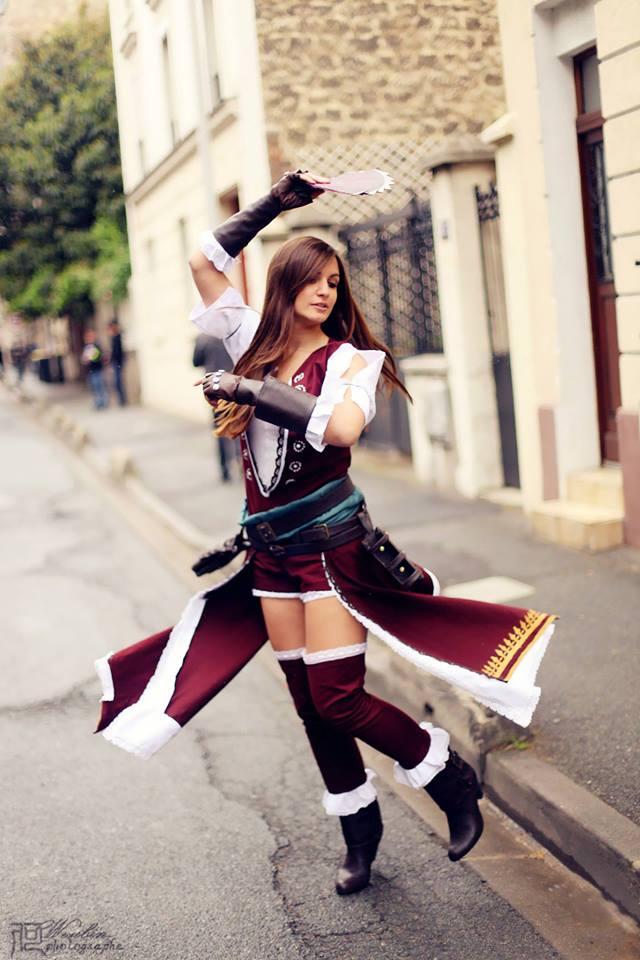 Assassin's Creed в женском исполнении: косплей по героям игры - 10