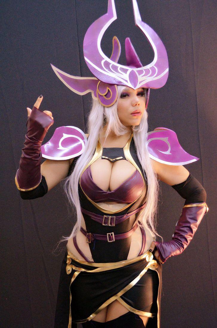 Топ-15 дівчат-косплеєрш League of Legends - 16