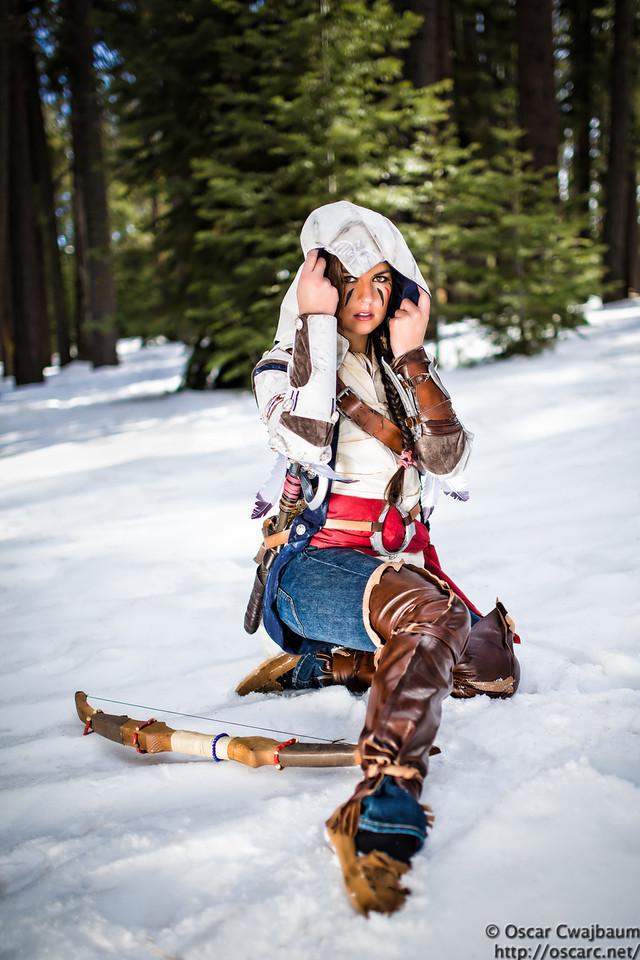 Assassin's Creed в женском исполнении: косплей по героям игры - 2