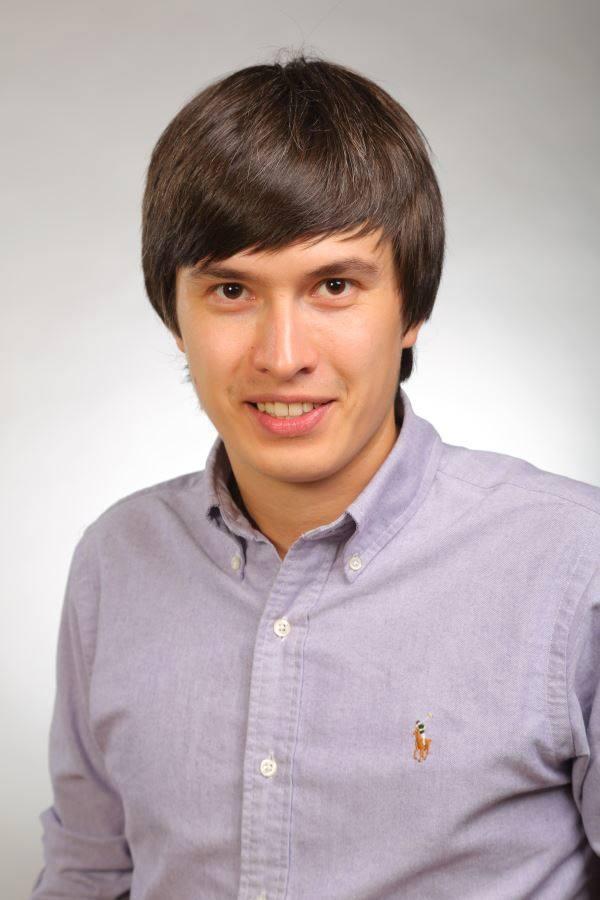 Павел Торгашин - фото