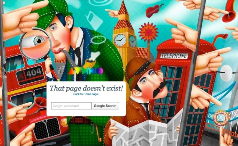 Digital monkey. «Не найдено»: как с помощью ошибки 404 удерживать клиентов на сайте - 2