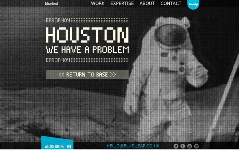 Digital monkey. «Не найдено»: как с помощью ошибки 404 удерживать клиентов на сайте - 1