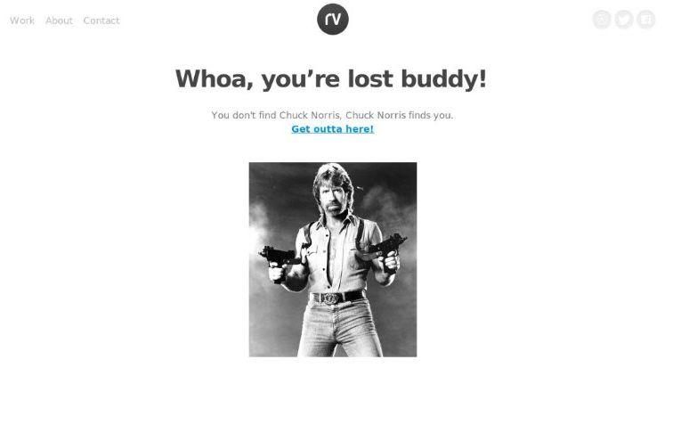 Digital monkey. «Не найдено»: как с помощью ошибки 404 удерживать клиентов на сайте - 9