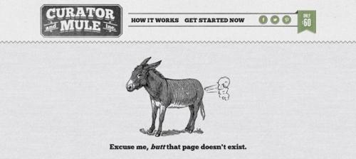 Digital monkey. «Не найдено»: как с помощью ошибки 404 удерживать клиентов на сайте - 4