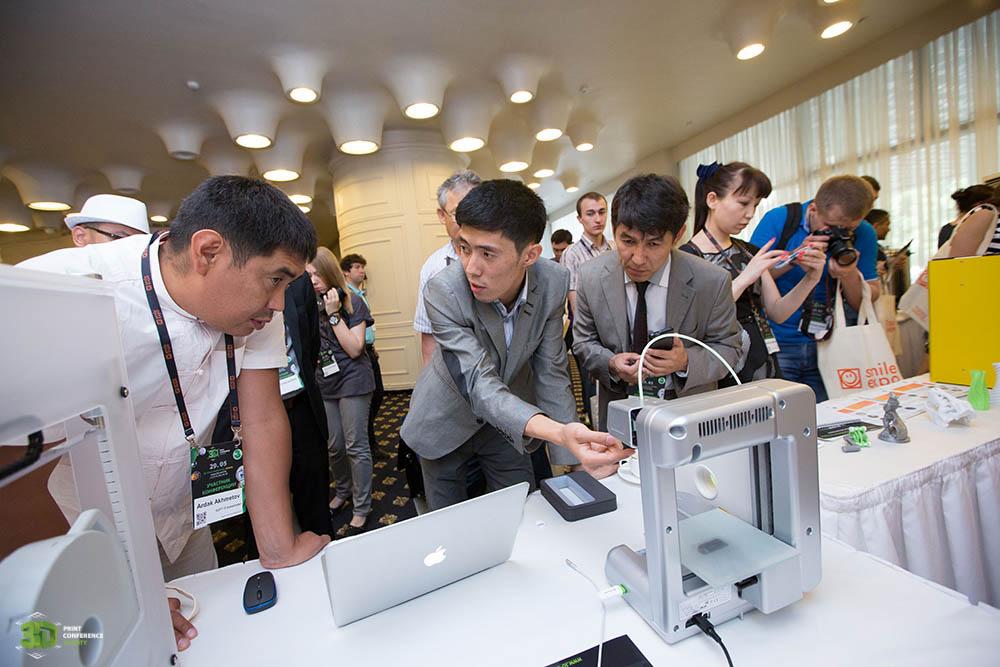 5 причин посетить 3D Print Conference в Баку - 1