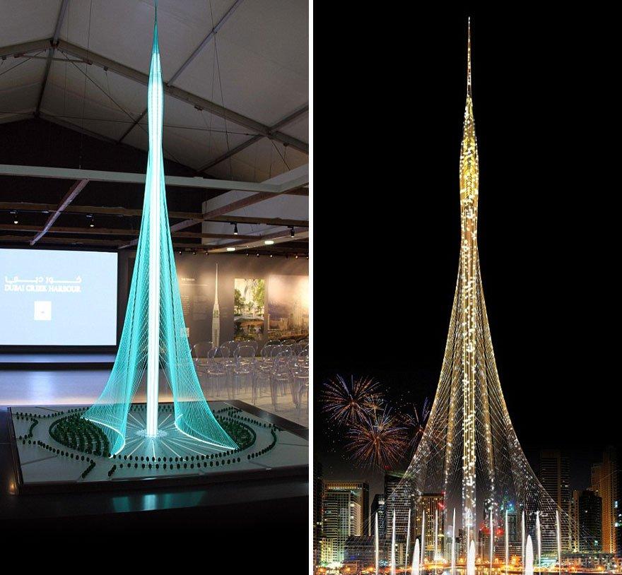 3D Moscow. Где самый высокий 3D-печатный небоскреб? – В Дубае!