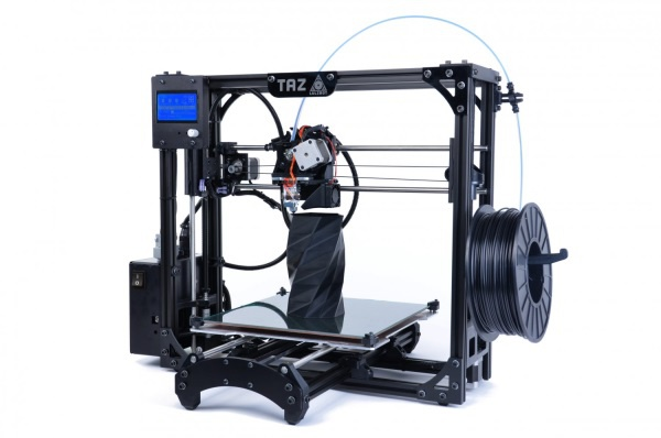 Новый-3D-принтер-LulzBot-TAZ 4-от-Aleph-Objects