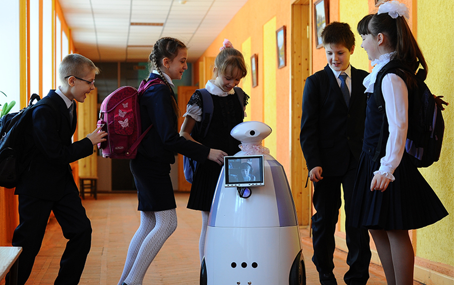 Development and prospects of educational robotics in Russia and all over the world  - 2