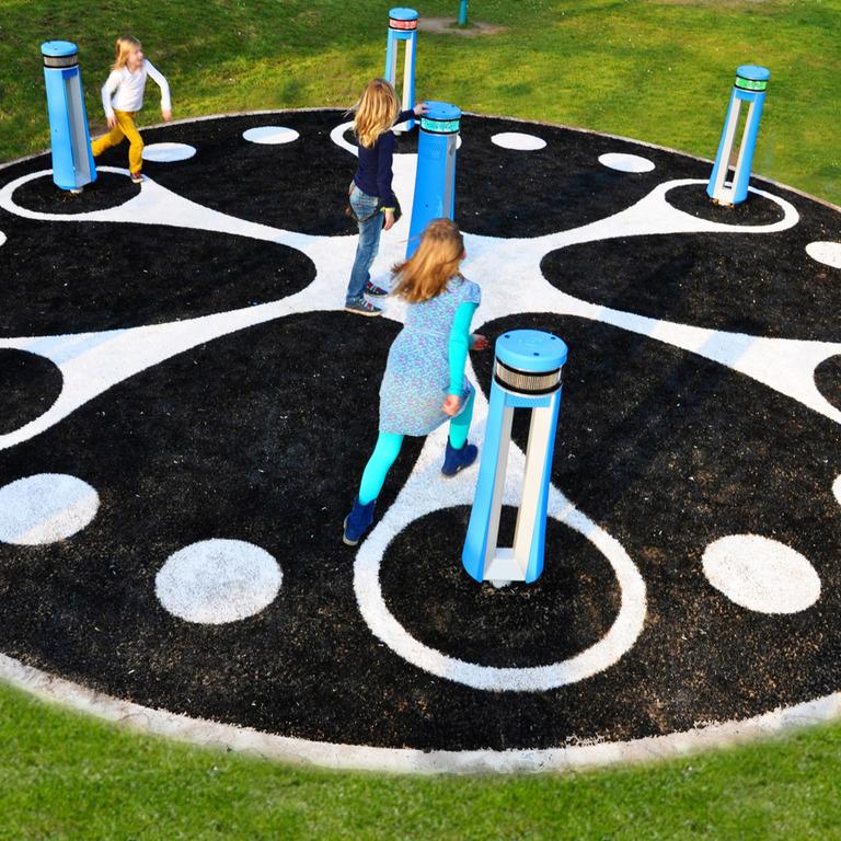 IOT. Детские площадки тоже «умнеют». Топ 3 умных детских площадок. Memо